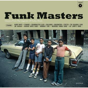 FUNK MASTERS/LP