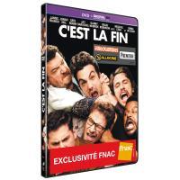 C'est la fin DVD