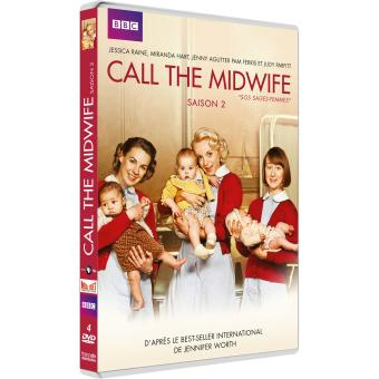 Call the MidwifeCoffret Call the midwife Intégrale de la Saison 2 DVD