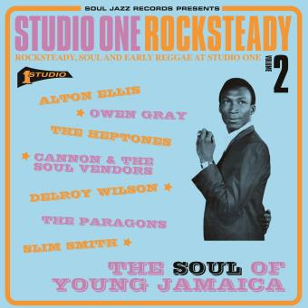 Studio One Rocksteady Volume 2 The Soul of Young Jamaica