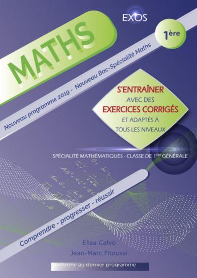 Mathematiques 1re