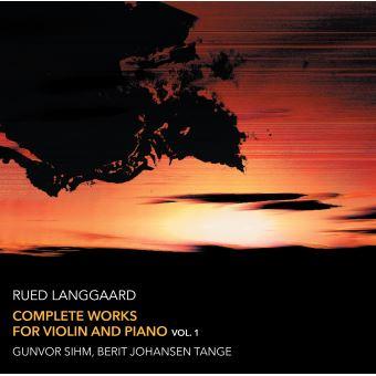 Rued Langgaard, Gunvor Sihm