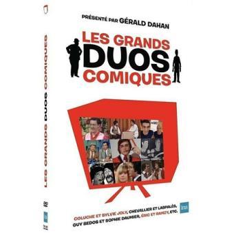 Best of des duos comiques DVD