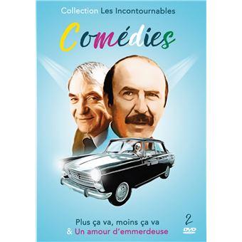 Comédies Les incontournables DVD