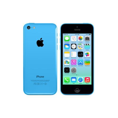 Apple iPhone 5c 16 Go 4 Bleu Reconditionné comme neuf