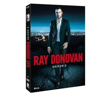 Ray DonovanRay Donovan Saison 2 DVD