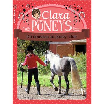 Clara et les poneysDu nouveau au poney-club