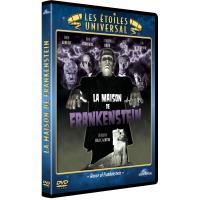La maison de Frankenstein DVD
