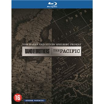 BAND OF BROTHERS + THE PACIFIC REPACK)-BIL-BLURAY