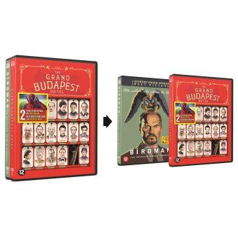Grand budapest hotel/Birdman-DUO-PACK-DUO-PACK-BIL