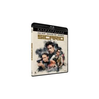 SicarioSicario Blu-ray