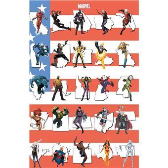 AvengersAvengers n°8 Variant Angoulême