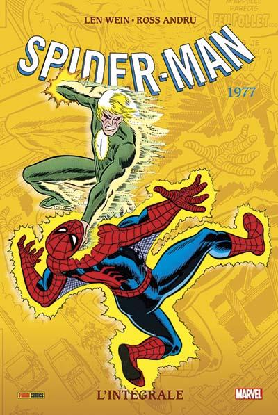 Amazing Spider-Man intégrale T15 1977 NED