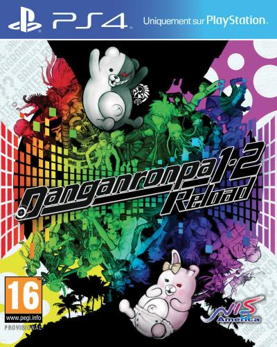 Danganronpa 1.2 Reload PS4