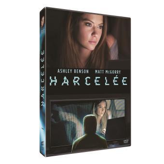 Harcelée DVD