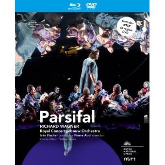 PARSIFAL/BLURAY+DVD
