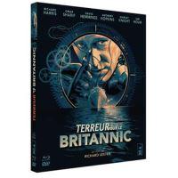 Terreur sur le Britannic Combo Blu-ray DVD