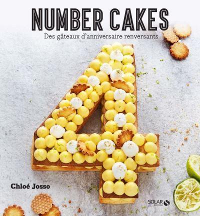 Les number Cakes - Des gâteaux d'anniversaire renversants - 9782263162206 - 6,49 €