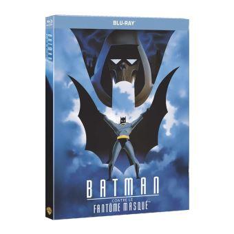 Batman animated seriesBatman contre le fantôme masqué Blu-ray