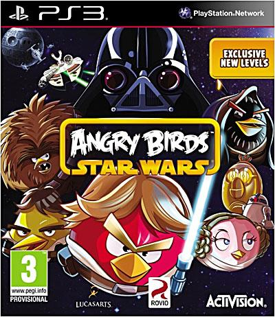 Angry Birds Star Wars PS3 - PlayStation 3