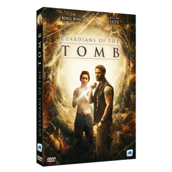 Guardians of the Tomb DVD