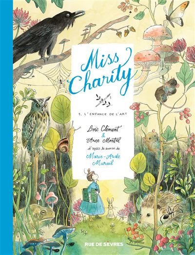 Miss Charity tome 1 - bd