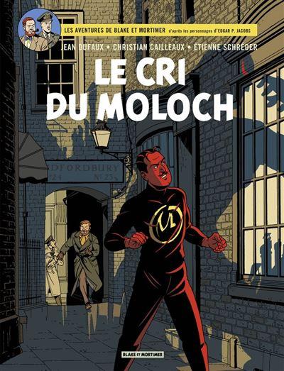 Blake & Mortimer - tome 27 - Le Cri du Moloch - 9782505110774 - 9,99 €