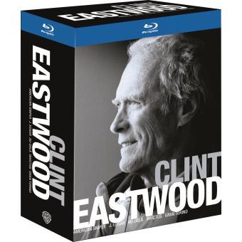 Coffret Eastwood 5 films Blu-ray
