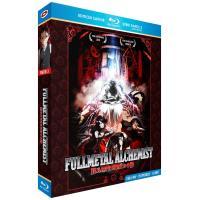 Fullmetal Alchemist Brotherhood Partie 3, 4 Oav Edition saphir Blu-Ray