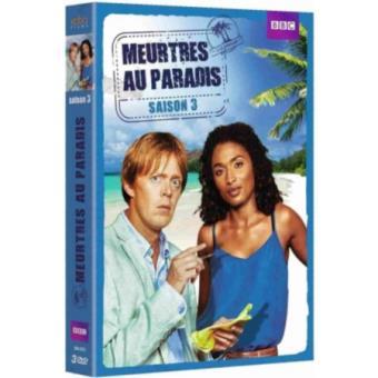 Meurtres au paradisMeurtres au paradis Saison 3 DVD