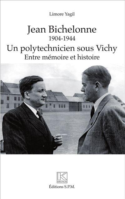 Jean Bichelonne, 1904-1944
