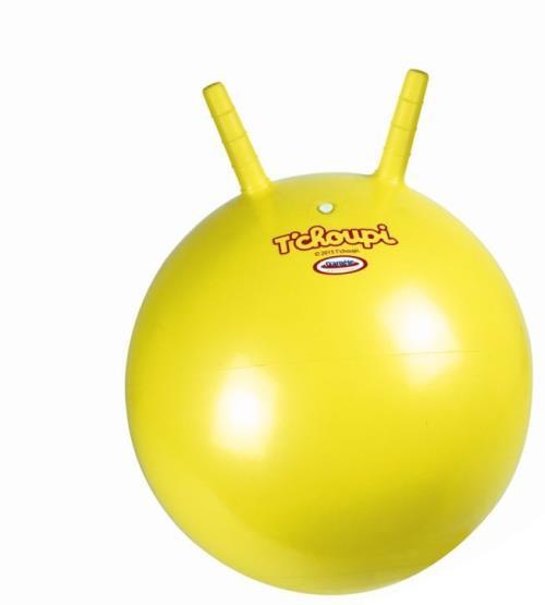 Ballon Sauteur T Choupi Jump Ball 45 Cm