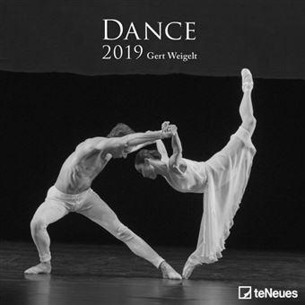 Weigelt, G: Dance 2019 Broschürenkalender