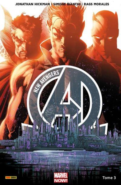 New Avengers (2013) T03 - D'autres mondes - 9782809461923 - 9,99 €