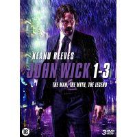 JOHN WICK 1-2-3-COFFRET-BIL