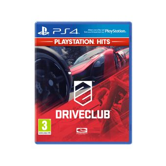 DRIVECLUB PLAYSTATION HITS FR/NL PS4