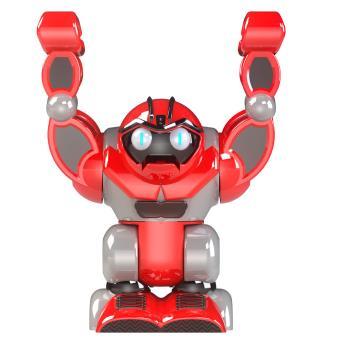 robot humano de boombot rouge robots achat prix fnac. Black Bedroom Furniture Sets. Home Design Ideas