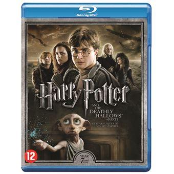 HARRY POTTER 7.1:DEATHLY HALLOWS P1-BIL-BLURAY