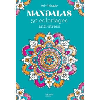 Mandalas 50 coloriages anti-stress