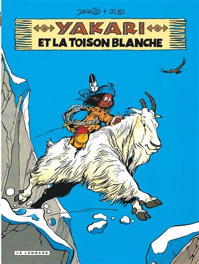Yakari - Yakari et la toison blanche (version 2012)