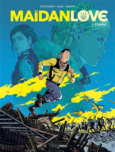 Maidan Love - volume 02