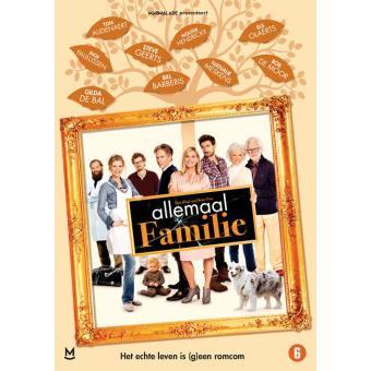 Allemaal Familie DVD