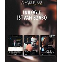 Coffret Trilogie Istvan Szabo