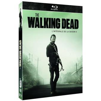 The Walking DeadThe Walking Dead Saison 5 Blu-ray