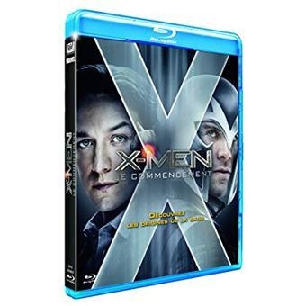 X-MenX-Men Le commencement VIP Blu-ray