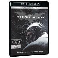 The Dark Knight Rises Edition Limitée Blu-ray 4K Ultra HD