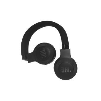 -20% sur Casque JBL E45 Bluetooth Noir - Casque filaire - Achat & prix |  fnac