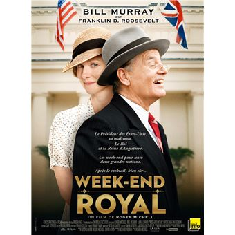 Week-end royal DVD