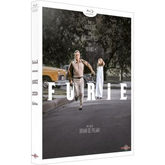 Furie Blu-Ray