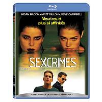 Sexcrimes - Edition Blu-Ray